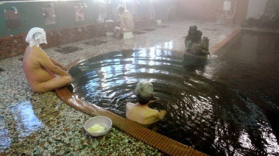 Hot spring gay japan