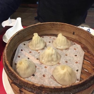Xiaolongbao (pronounced shou long pou in Japan)