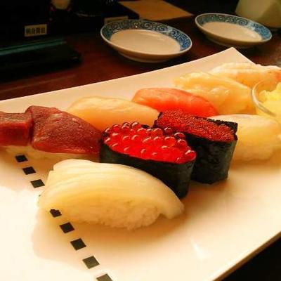 sushi combo set