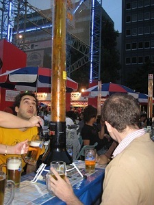 Kirin Beer Tower