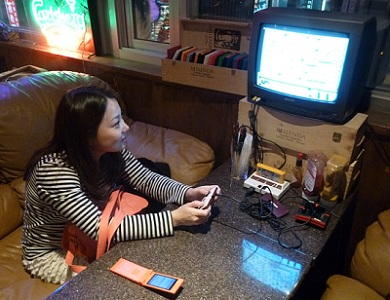 flair bar es video games sapporo japan