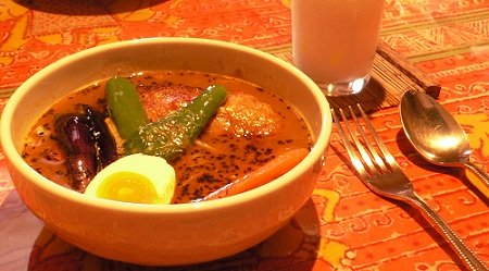 chutta chicken soup curry