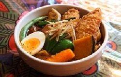 chutta fried fish soup curry