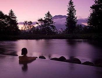 hilton niseko village hotel onsen