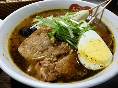 Kakuni soup curry